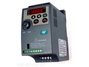 Частотный преобразователь ESQ A210
