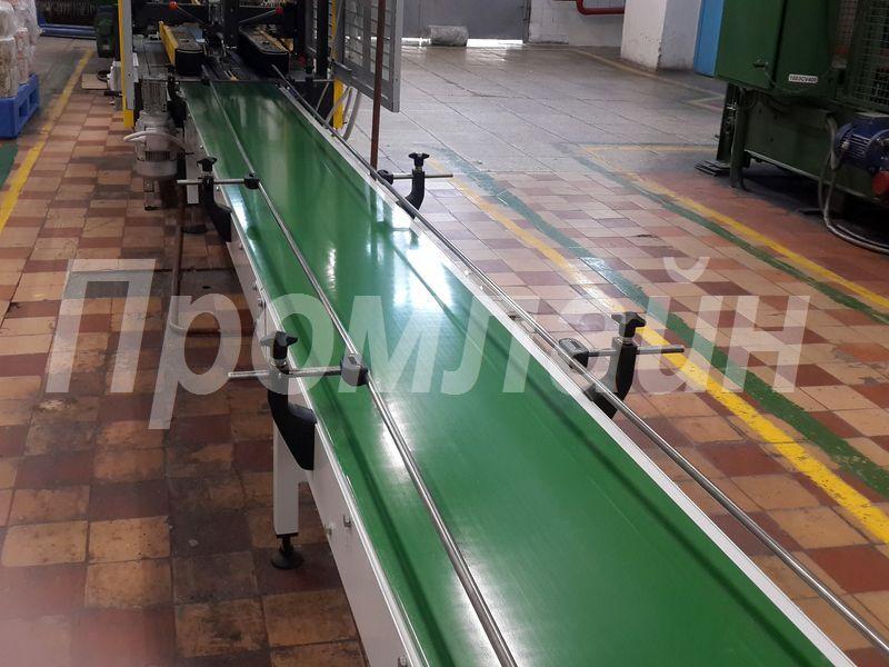 ленточные конвейеры на производство