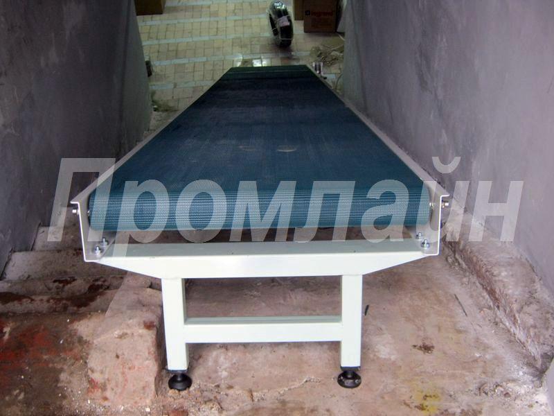 подъемный ленточный конвейер