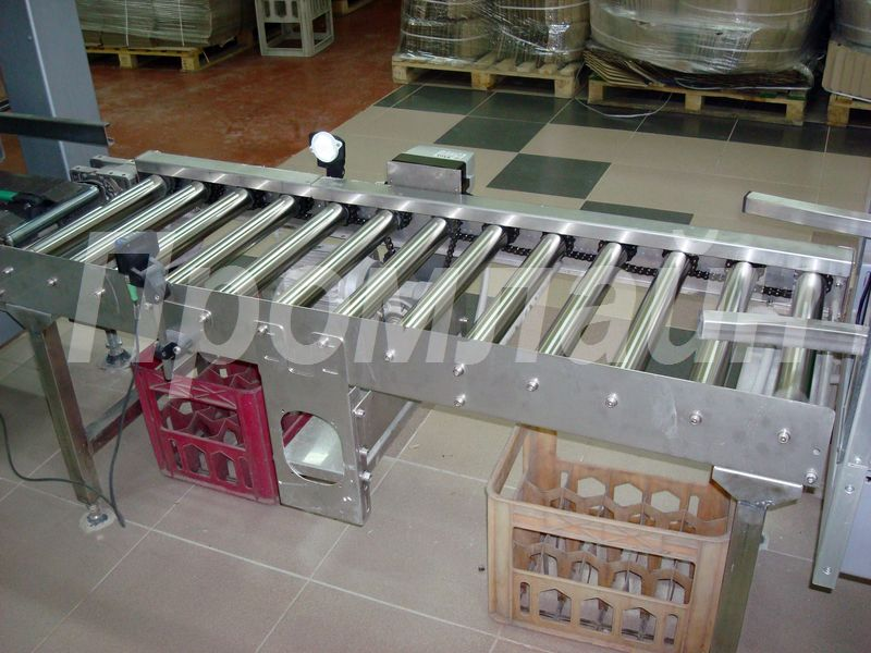 роликовый конвейер купить от производителя