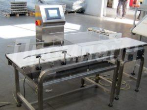 конвейерные весы автоматические